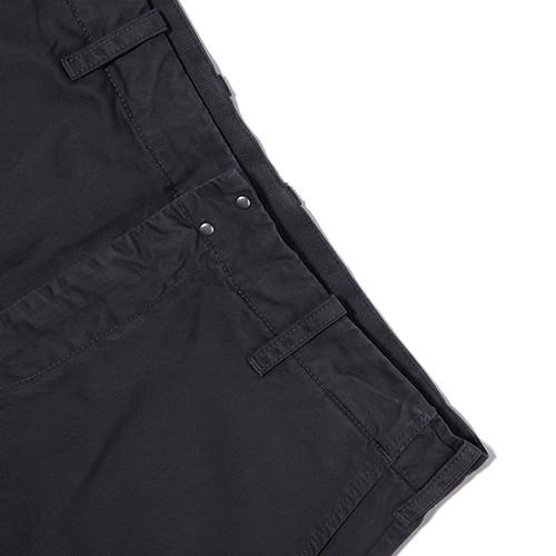 GARBSTORE POCKET LINE TROUSER / CHARCOAL - 4