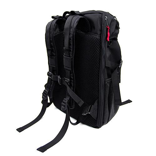 DSPTCH CAMERA RUCKPACK / BLACK . style code PCKCRBLK