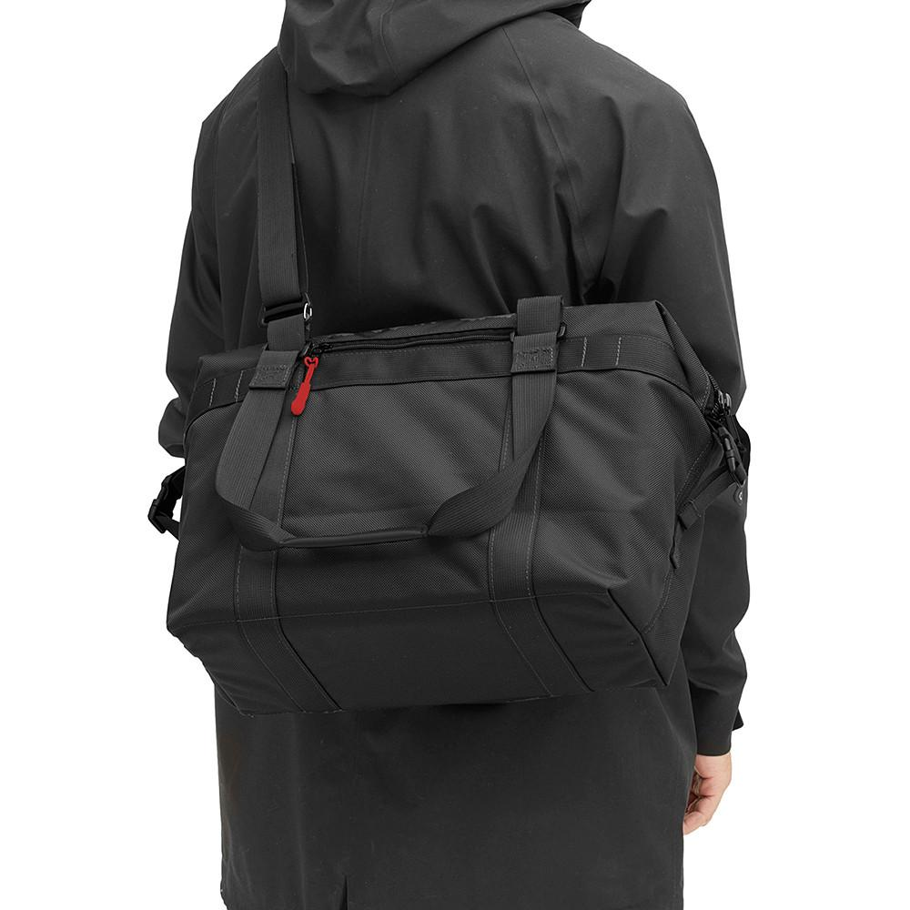 style code PCQUTBLKBLK. DSPTCH UTILITY TOTE / BLACK