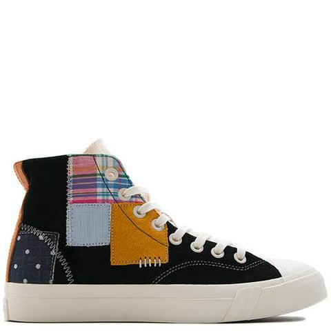 PRO-KEDS X FOOTPATROL ROYAL HI / PATCHWORK - 1