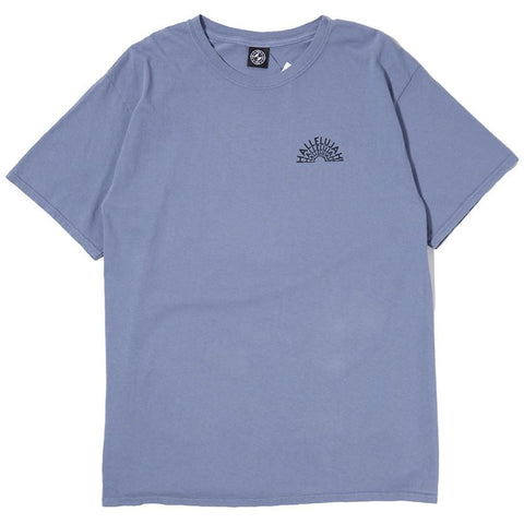 POWERS HALLELUJAH T-SHIRT / STONE BLUE - 1