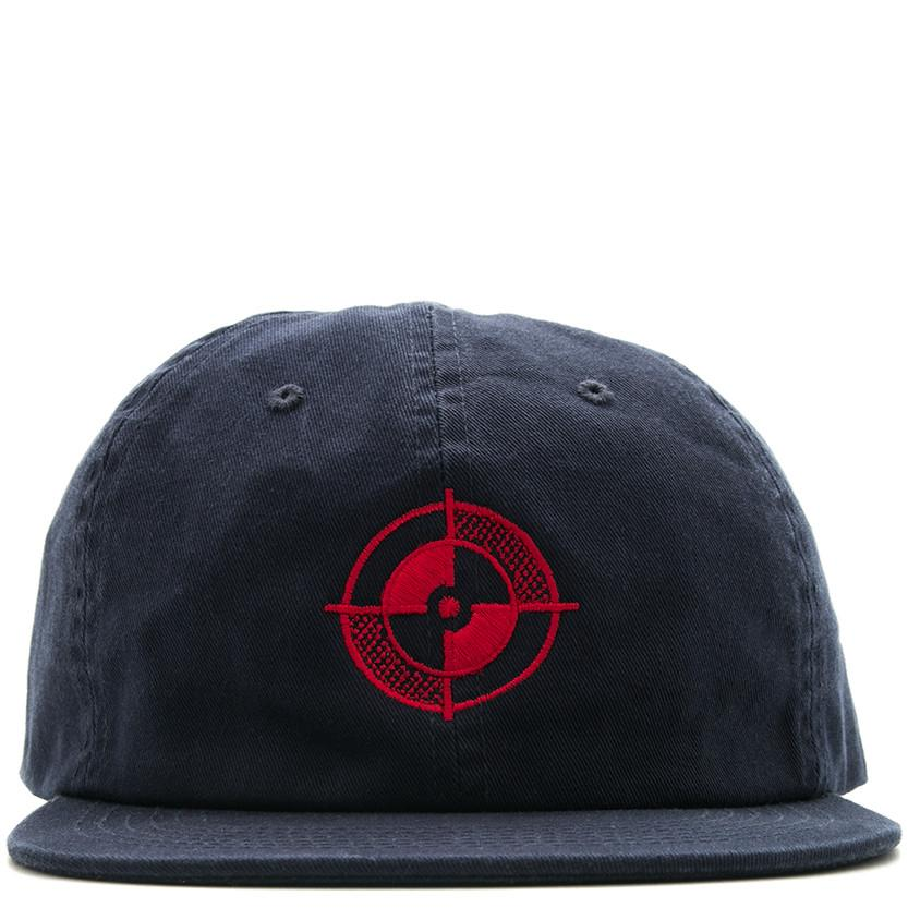 POWERS TARGET 6 PANEL SNAPBACK / NAVY - 2