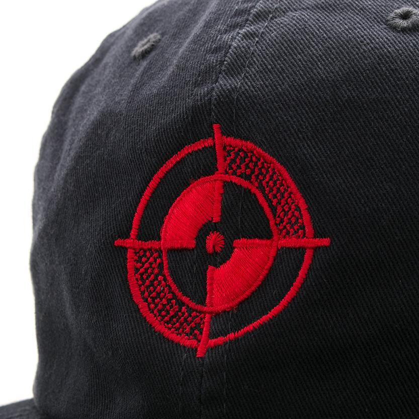 POWERS TARGET 6 PANEL SNAPBACK / NAVY - 3