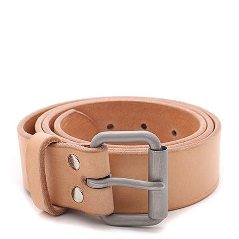 ALTERIOR BELT / NATURAL LEATHER - 1