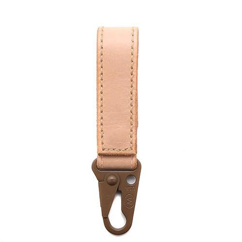 ALTERIOR KEYSTRAP / NATURAL LEATHER - 1
