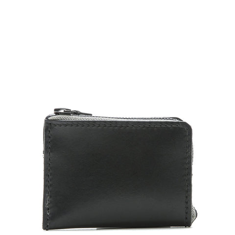ALTERIOR HALF ZIP WALLET / BLACK
