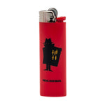 Real Bad Man RBM Bic Lighter / Raspberry