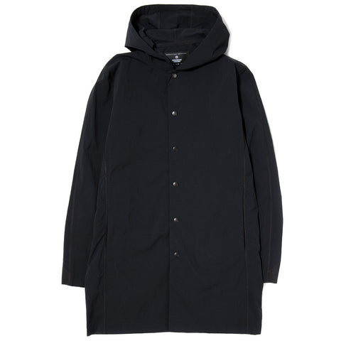 REIGNING CHAMP SIDELINE JACKET STRETCH NYLON / BLACK - 1