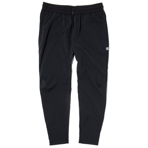 REIGNING CHAMP PANT STRETCH NYLON / BLACK - 1