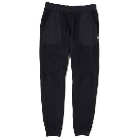 style code RC5097SS17. REIGNING CHAMP HYBRID PANT / BLACK