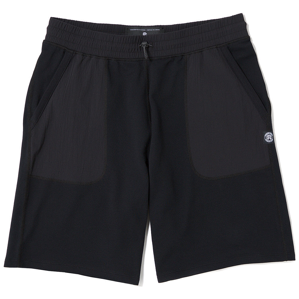 style code RC5104SS17. REIGNING CHAMP HYBRID SHORT / BLACK