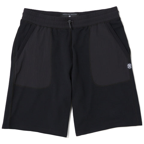 REIGNING CHAMP HYBRID SHORT / BLACK