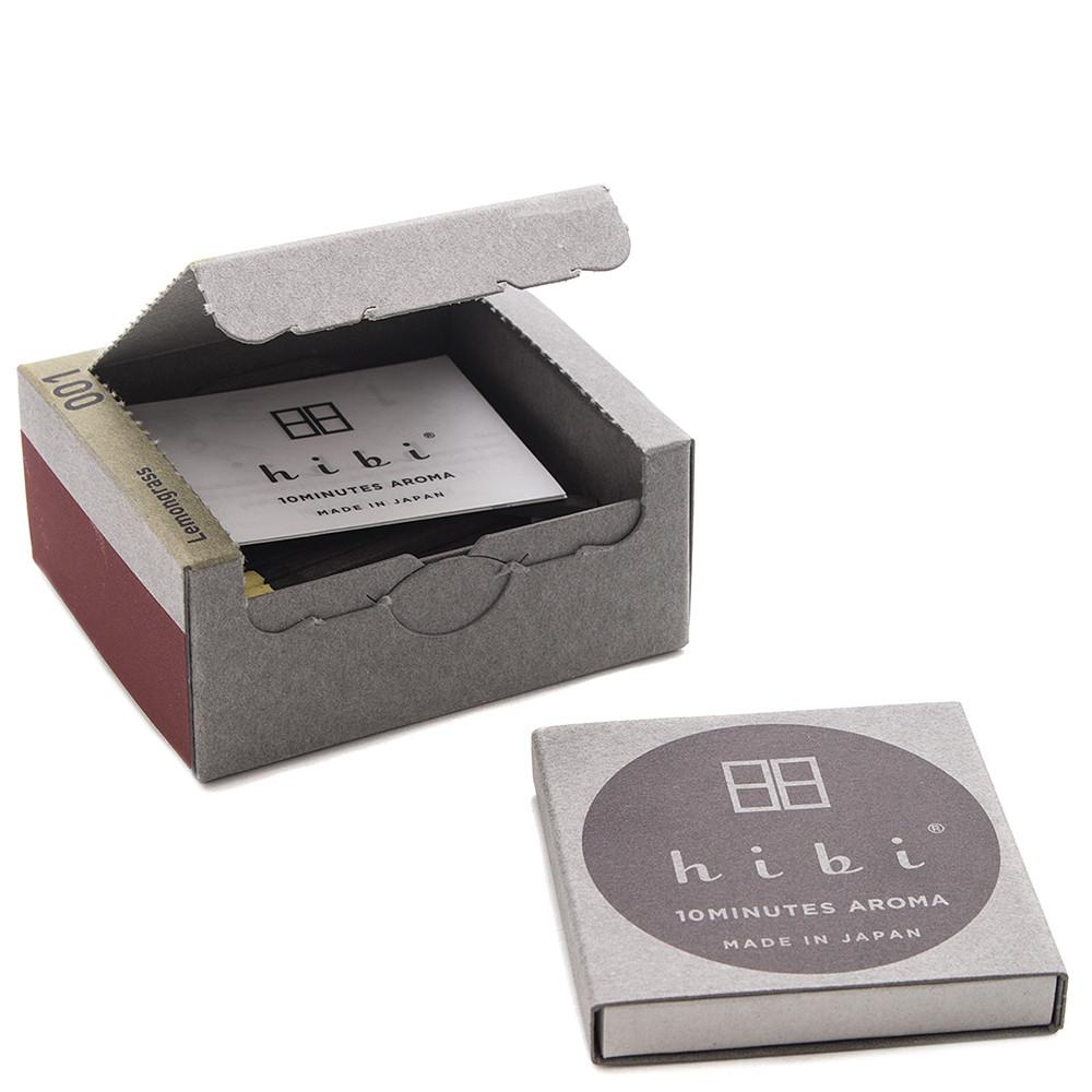 HIBI HERB FRAGRANCE / LEMONGRASS - 30 STICKS