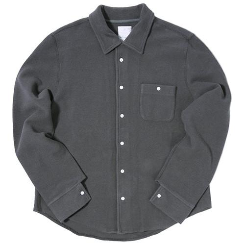 GARBSTORE CLUB SHIRT BUTTON UP / GREY . style code S121GVTOWL
