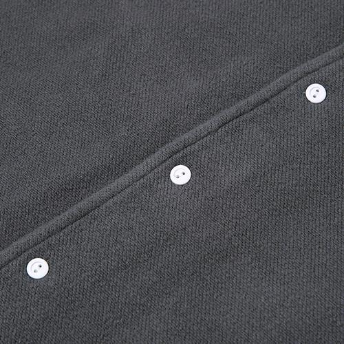 GARBSTORE CLUB SHIRT BUTTON UP / GREY - 5