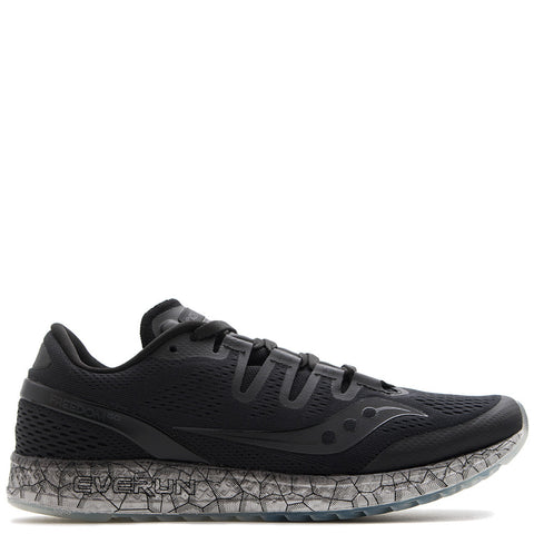 SAUCONY FREEDOM ISO / BLACK