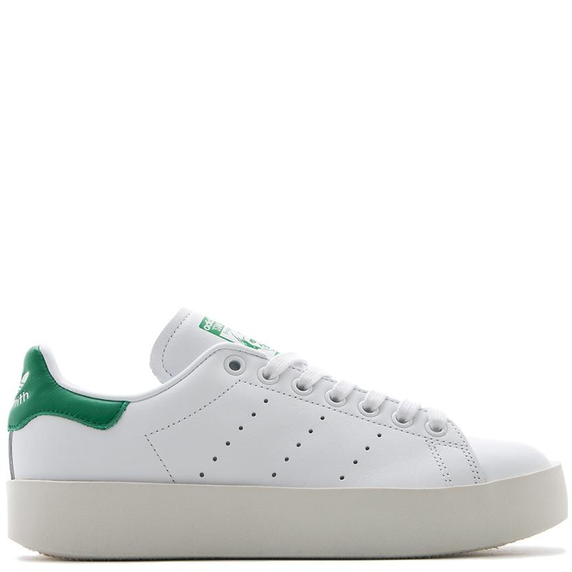 adidas Women's Bold Stan Smith / White - Deadstock.ca