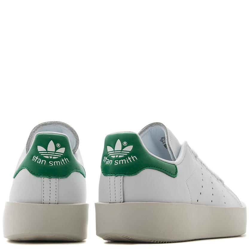 ADIDAS WOMEN'S BOLD STAN SMITH / WHITE - 7