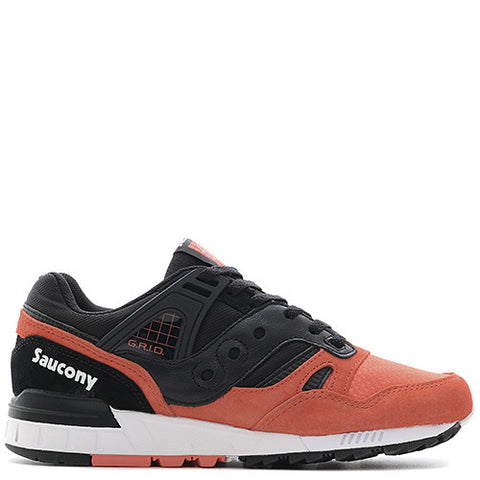 SAUCONY GRID SD BLACK / SALMON - 1