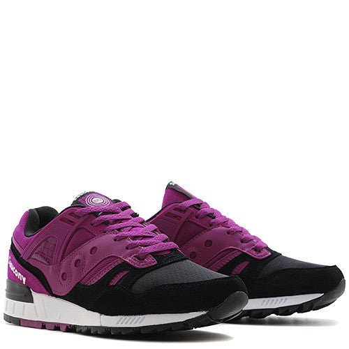 SAUCONY GRID SD BERRY / BLACK . style code S702244