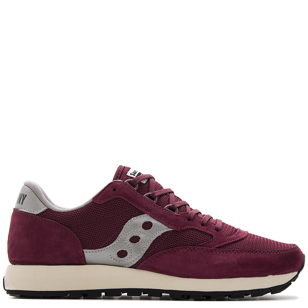 style code S70319-1. SAUCONY FREEDOM TRAINER / BURGUNDY