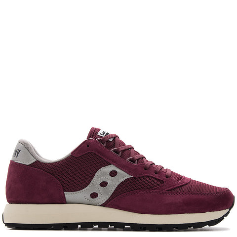 SAUCONY FREEDOM TRAINER / BURGUNDY