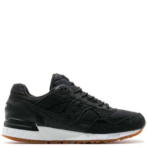 SAUCONY SHADOW 5000 LETTERMAN II / BLACK - 1
