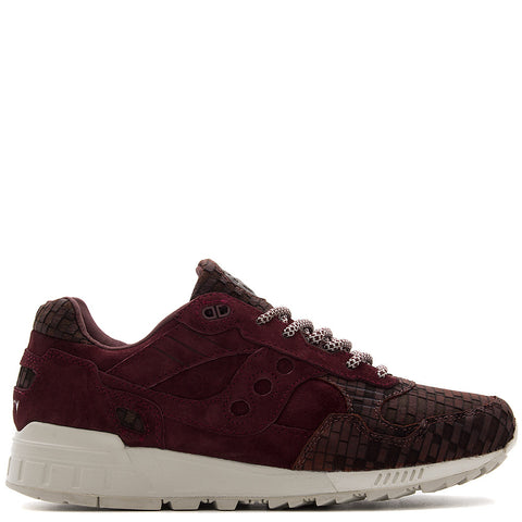 SAUCONY SHADOW 5000 BRICKS / MAROON