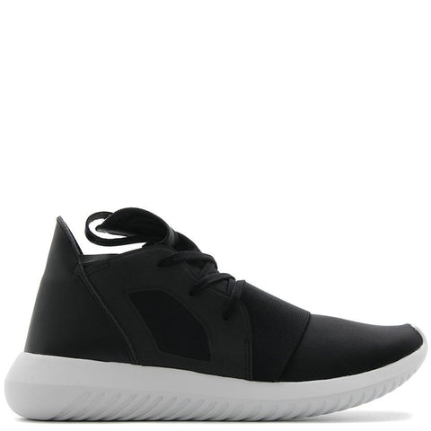 ADIDAS WOMEN'S ORIGINALS TUBULAR DEFIANT / CORE BLACK - 1