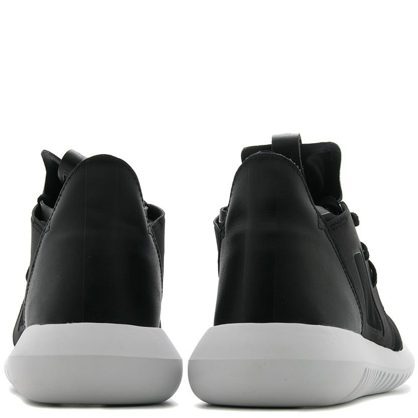 ADIDAS WOMEN'S ORIGINALS TUBULAR DEFIANT / CORE BLACK . style code S75249