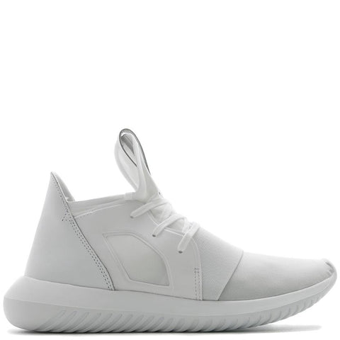 ADIDAS WOMEN'S  ORIGINALS TUBULAR DEFIANT / CORE WHITE . style code S75250