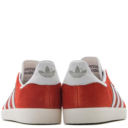 ADIDAS WOMEN'S GAZELLE VINTAGE SUEDE / CRAFT CHILI - 6