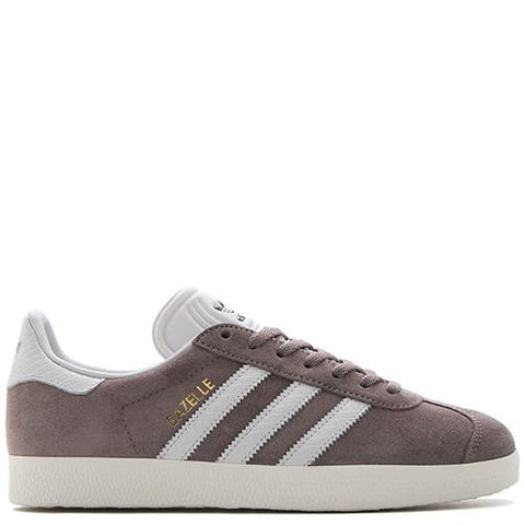 ADIDAS WOMEN'S GAZELLE VINTAGE SUEDE / TECH EARTH - 1