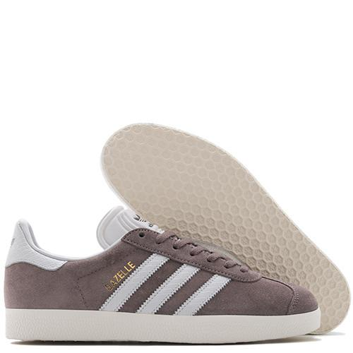 ADIDAS WOMEN'S GAZELLE VINTAGE SUEDE / TECH EARTH . style code S76027