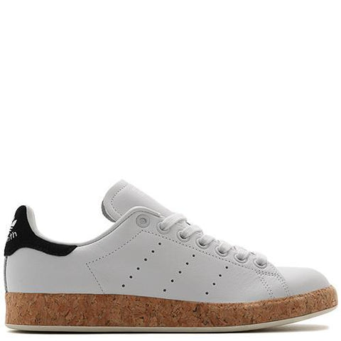 ADIDAS WOMEN'S STAN SMITH LUXE / VINTAGE WHITE - 1