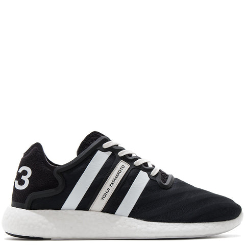 Y-3 YOHJI RUN / BLACK - 1