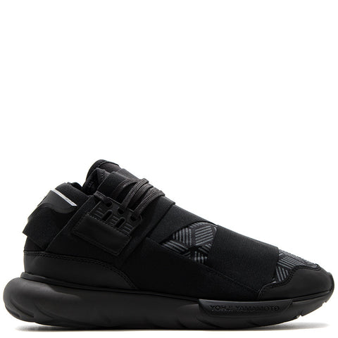 Y-3 QASA HIGH / BLACK - 1