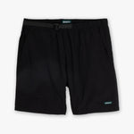 afield out Nylon Climbing Shorts / Black