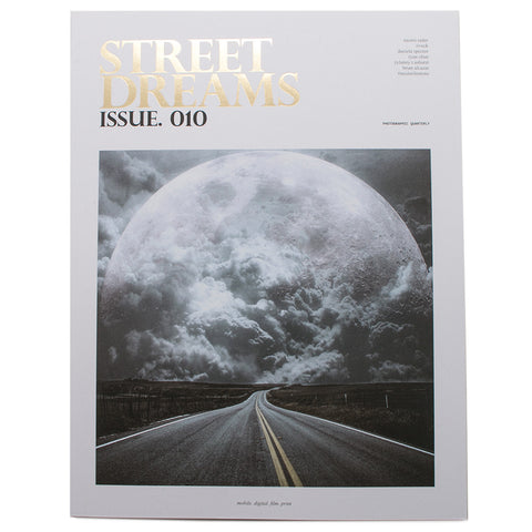 STREET DREAMS MAGAZINE - 010. Code SDISSUE10