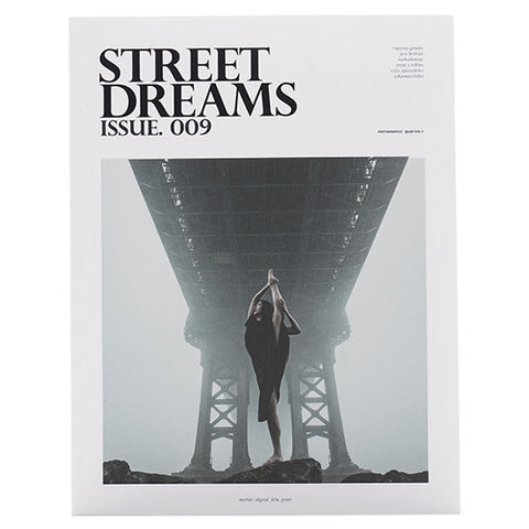 STREET DREAMS MAGAZINE / ISSUE 9