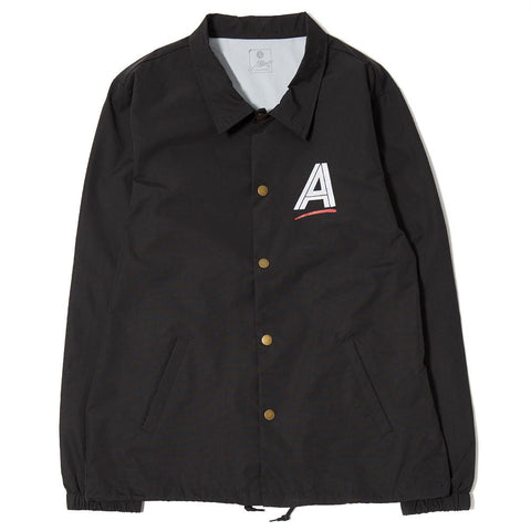 ALLTIMERS SEARS COACHES JACKET / BLACK - 1