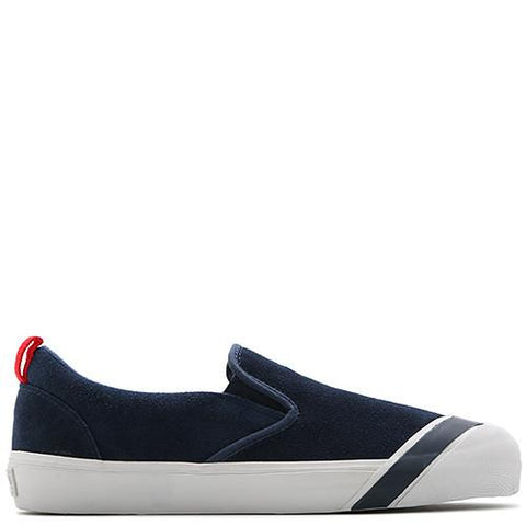 LOSERS SCHOOLER SLIP ON / NAVY - 1