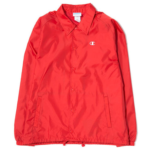 CHAMPION LIVESTOCK  COACHES JACKET WEST BREAKER EDITION / SCARLET