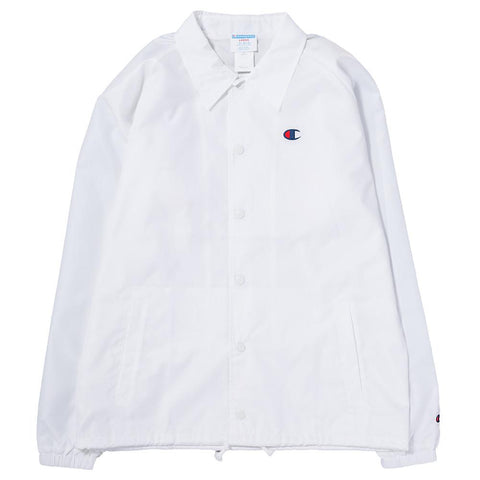 CHAMPION LIVESTOCK COACHES JACKET WEST BREAKER EDITION / WHITE
