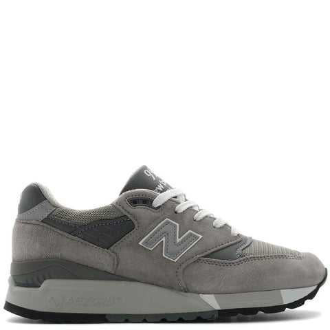 NEW BALANCE WOMEN'S W998G / GREY - 1