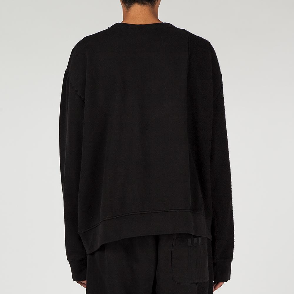 ADIDAS ORIGINALS BY ALEXANDER WANG INOUT CREW II / BLACK
