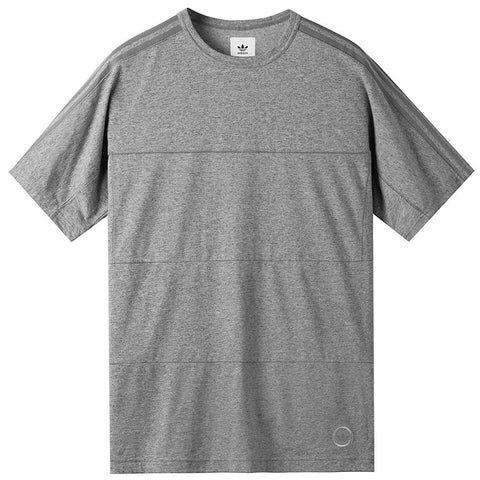 ADIDAS CONSORTIUM X WINGS + HORNS T-SHIRT / ASH
