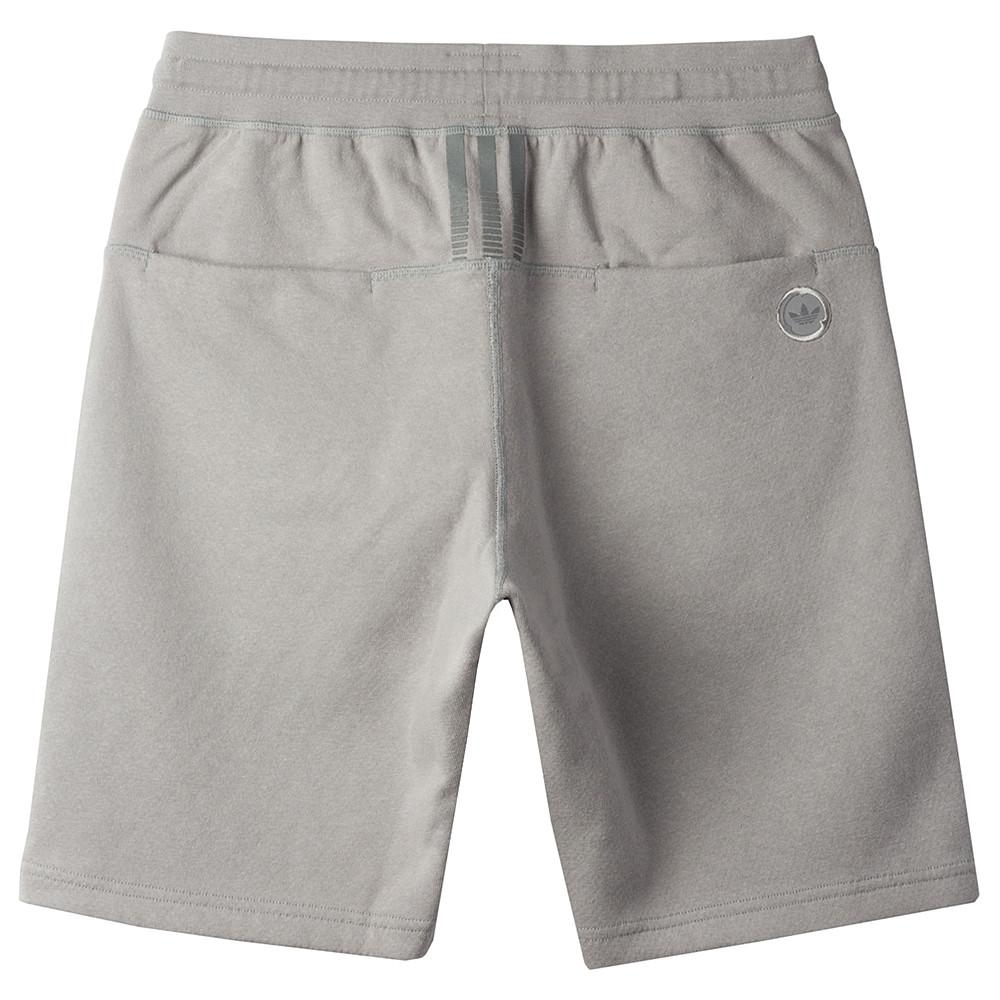 ADIDAS CONSORTIUM X WINGS + HORNS BONDED LINEN SHORT / MGH SOLID