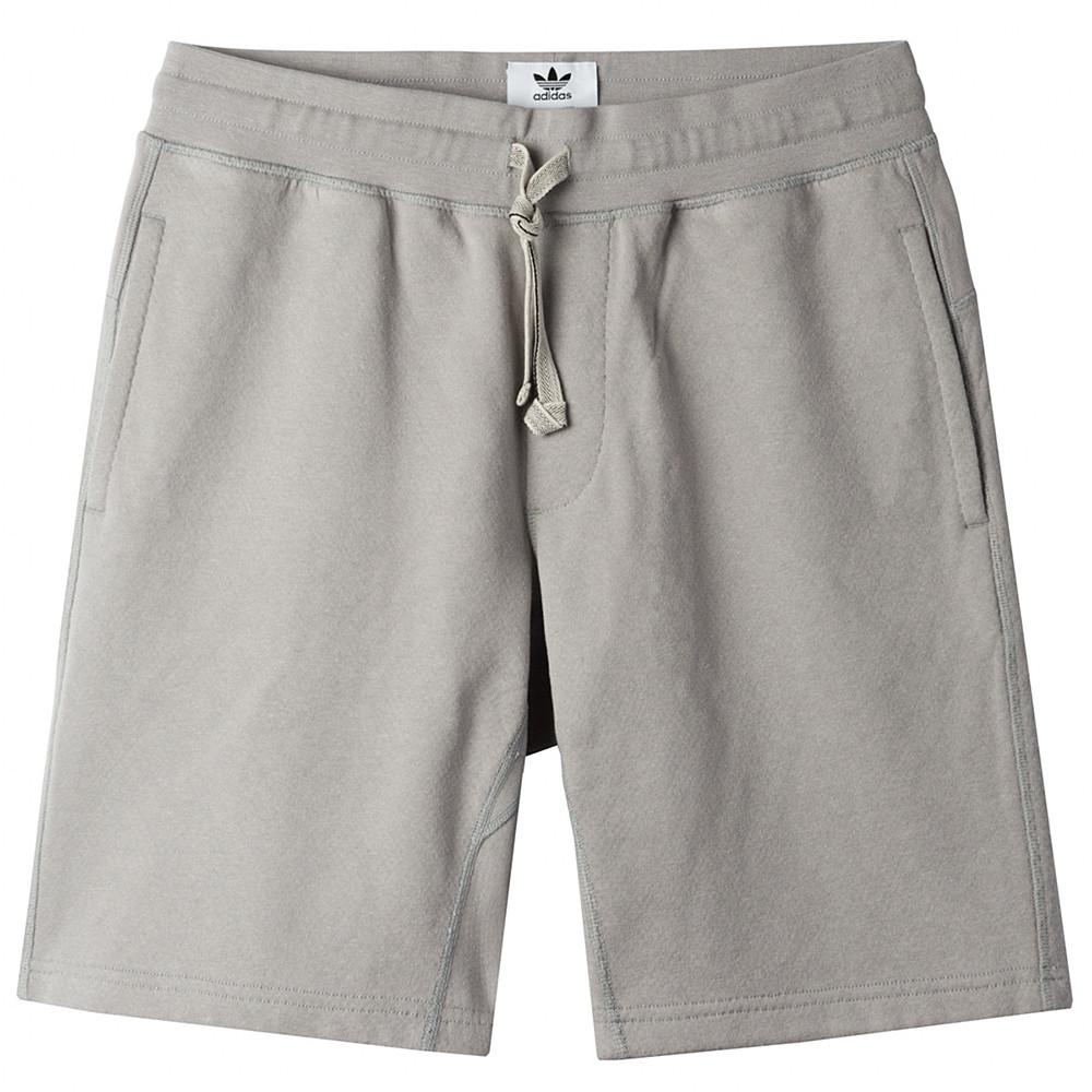style code BI6759. ADIDAS CONSORTIUM X WINGS + HORNS BONDED LINEN SHORT / MGH SOLID
