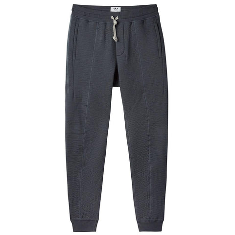 ADIDAS CONSORTIUM X WINGS + HORNS CABIN FLEECE PANTS / NIGHT GREY